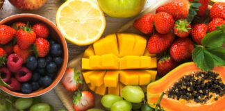 meyvelerin kalori değerleri