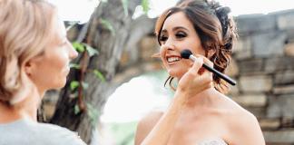 düğün makyajı seçimi