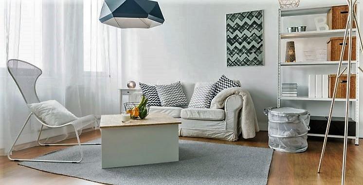 ev dekorasyonunda beyaz renk kullanmak