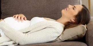 hamilelikte gaz sancısı