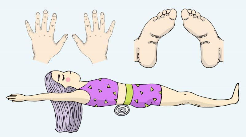 havlu egzersizi ile nasıl zayıflanır