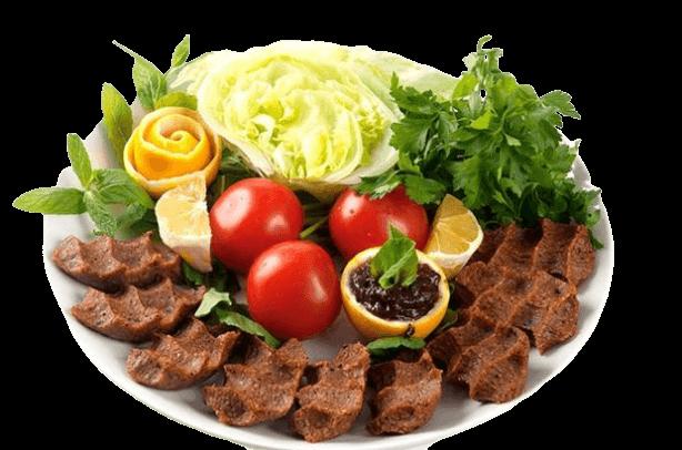 etli çiğköfte kalori
