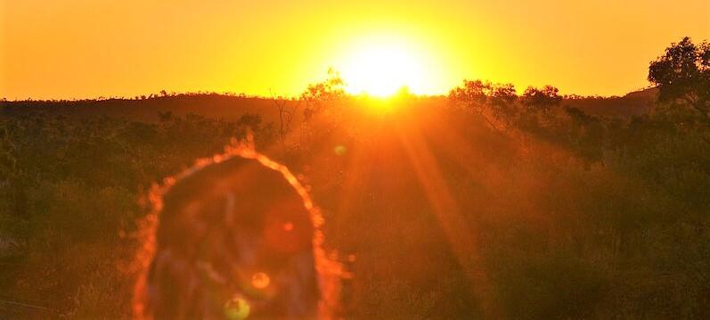 güneşe bakma